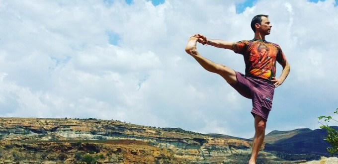 Yoga is not just about time on the mat...